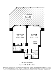 Absolute Towers Floor Plans by Aib Management Corp The Strand 500 West 43rd Street