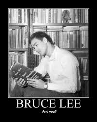 Bruce Lee Meme - past life of bruce lee demotivational posters know your meme
