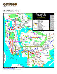 Map Nyc Subway Subway Maps From Class Thea 228 The Cartographic Imagination