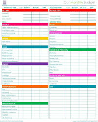 Retirement Expenses Worksheet Monthly Budget Worksheet Personal Weeklymonthly Excel Expenses