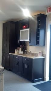 42 inch white kitchen wall cabinets 9 of cherry cabinets with granite counter top
