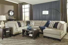 Laf Sofa Sectional Beckendorf Chalk 3 Pc Laf Sofa Sectional 15004 66 34 17