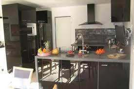 cuisine laqué noir cuisine ikea noir laqué