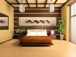 bedroom in modern style 3d image stock photo picture and royalty