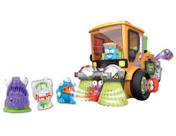 trash pack street sweeper byrnes