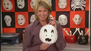 video making halloween masks out of paper plates martha stewart