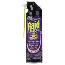 Bug Bombs For Bed Bugs Raid Max Bed Bug U0026 Flea Killer I 17 5oz Target