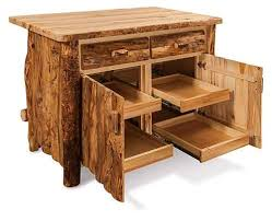 amish furniture kitchen island amish handcrafted and custom rustic furntiure