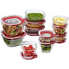 Food Storage Container Sets - amazon com rubbermaid 50 piece easy find lid food storage set