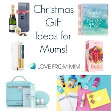 christmas gift ideas for mums olive skincare giveaway love
