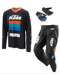 monster motocross gear aomc mx 2017 ktm gp block gear set by tld