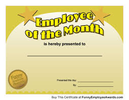 fun certificate templates 29 images of award template employee of the day infovia net