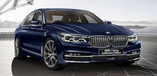 kereta bmw x5 bmw 750li celebration edition individual for japan