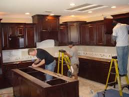 how to hang kitchen cabinets from ceiling home design ideas