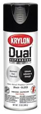 amazon com krylon k08801007 u0027dual u0027 superbond paint and primer