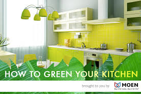 Kitchen Yellow - 7 smart and easy tips to green your kitchen inhabitat green