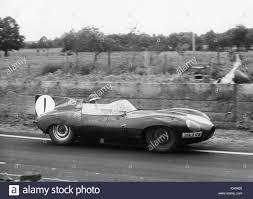 jaguar d type pedal car race car black and white stock photos u0026 images alamy