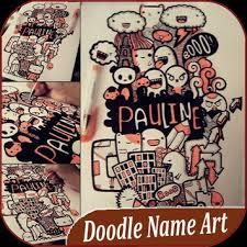 free doodle name 300 doodle name design ideas apk free design