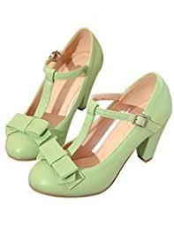 amazon com green pumps shoes clothing shoes u0026 jewelry