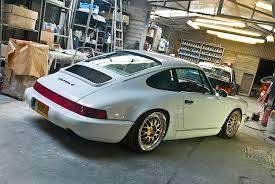 911 porsche restoration restoration porsche 911 964 greg howell automotive paint