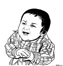 Evil Face Meme - evil baby by dman1000 meme center