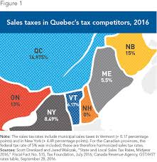 sales tax table 2016 viewpoint sales taxes and tax competition mei