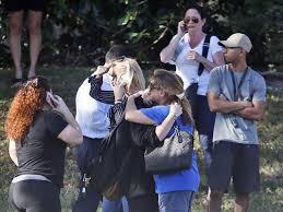 name of high school in usa florida school shooting 17 dead in parkland high school shooting