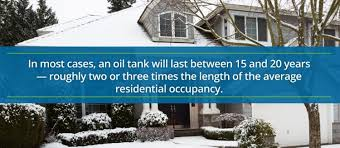 how to tell if your oil tank needs to be replaced