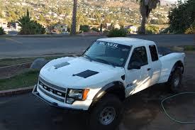 Ford Raptor Ranger - raptor to ranger one piece conversion tt style 80