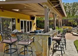 patio bar ideas california decor ideas for outdoor living bob vila