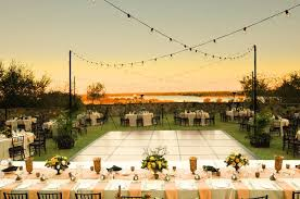 outdoor wedding venues 5 outdoor venues for a central florida wedding