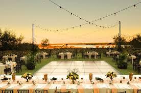 wedding venues florida 5 outdoor venues for a central florida wedding