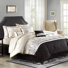 size comforters better homes and gardens regent 7 comforter bedding set