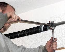 Overhead Garage Door Springs Replacement How To Replace Overhead Garage Door Garage Doors Glass
