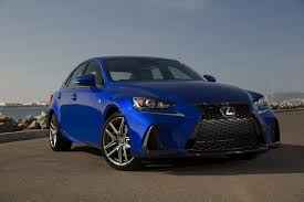 lexus sport 4 door the 2017 lexus is 350 f sport is a fun if controversially styled