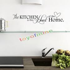 kitchen letter removable vinyl wall stickers mural decal quotes kitchen letter removable vinyl wall stickers mural decal quotes art home decor 0 99
