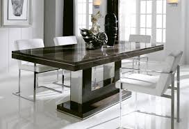 table wonderful modern dining table and chairs wonderful marble