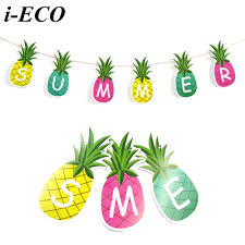 Tropical Decor Compare Prices On Paper Pineapple Decorations Online Shopping Buy