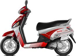 mahindra gusto best scooter in india