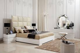 Modern Luxury Bedroom Furniture Diva Rocker Glam Beds