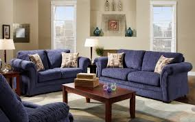 Dark Blue Living Room by New Navy Blue Sofa Set 65 In Living Room Sofa Inspiration With