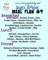 strength training nutrition guide weekend stuff u0026 super simple week 8 meal ideas 90 day challenge