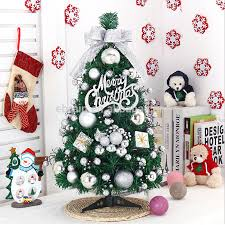 Mini Decorated Christmas Trees Cheap Small Decorated Table Top Christmas Tree For Shop Window