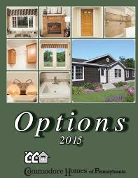 commodore homes of pennsylvania options 2015 by the commodore