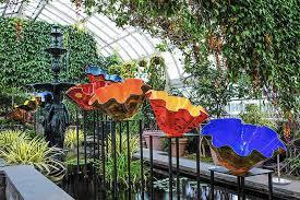 New York Botanical Garden Directions Nbmaa The New York Botanical Garden And Dale Chihuly Exhibition