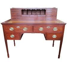 antique style writing desk antique english mahogany hepplewhite style writing desk with