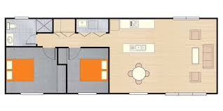 Two Bedroom Granny Flat Floor Plans Two Bedroom Steel Frame Granny Flat Plans Google Search House