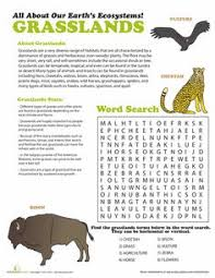 life science crossword ecosystems crossword life science and