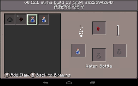 How To Make A Bookshelf In Mc How To Make A Brewing Stand And Create Potions In Minecraft