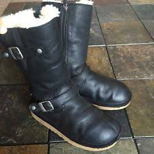 s ugg australia kensington boots ugg australia leather us size 3 sandals for ebay